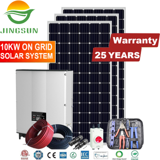 10kw On Grid Solar System 3phase